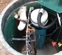 Grinder Tank Odor Control